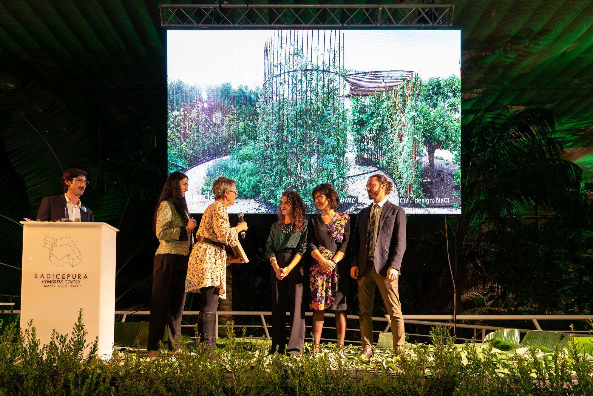 """""""Pandora's box"""" al Festival Internazionale di Giardini Ponte de Lima"""